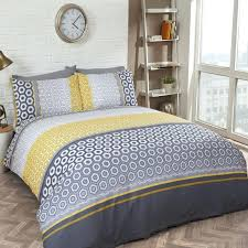 yellow and gray duvet cover yellow duvet cover nz