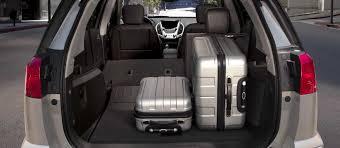gmc terrain 2015 interior. rear cargo space in the 2017 terrain gmc 2015 interior