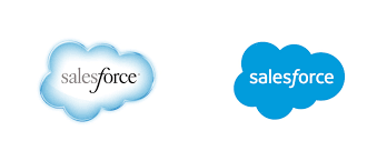 Salesforce Logo Brand New New Logo For Salesforce By Tolleson