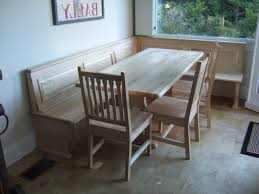 table with bench and chairs. image of: corner bench kitchen table with and chairs e