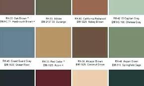 Brown Colour Chart Dulux Dulux Exterior Masonry Paint Colour Chart