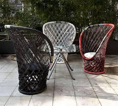unique outdoor furniture. unique armchair design for outdoor furniture pavo real by patricia urquiola p