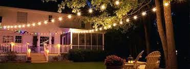 best outdoor string lights for patio