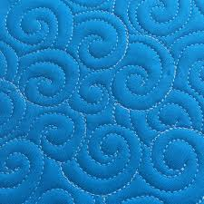 Free Designs For Quilts How To Free Motion Quilt Swirl Designs Weallsew