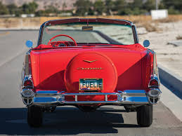 RM Sotheby's - 1957 Chevrolet Bel Air 'Fuel Injected' Convertible ...