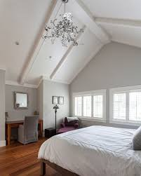 beautiful vaulted ceiling designs that raise the bar in style sloped ceiling bedroom decorating ideas