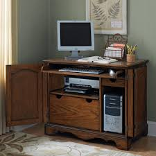 london solid oak hideaway home office computer. Large Size Of Desk:office Desk Solid Oak Office Furniture Home Wood Writing London Hideaway Computer
