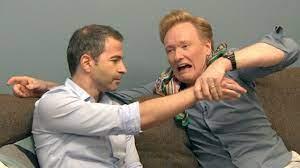 Conan Takes Jordan Schlansky To Couples Counseling: videos