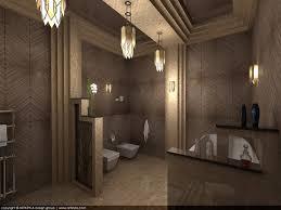 art deco bathroom lighting. Art-deco Bathroom By ARTKRYLA Design Group Best-design-projects-art-deco-lighting Art Deco Lighting Best
