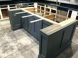 granite countertop brackets supporting an overhanging granite overhang support bracket kitchen island support overhang figure wooden granite countertop