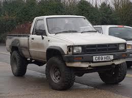 1985 Toyota Hilux 4x4 Diesel Pickup.   Still see the odd old…   Flickr