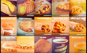taco bell menu 2013. Plain Taco Taco Bell Breakfast Menu Review Fast Food With Hints Of Freshness With 2013 T