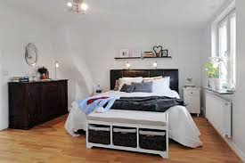 Small White Bedroom Modern Interior Design Apartments Modern Kitchen Design For