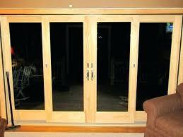 fancy andersen screen doors patio door screens a series 4 panel sliding door designs sliding screen