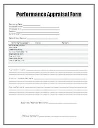 Appraisal Templates Magnificent Sales Performance Review Template Sales Performance Appraisal Form