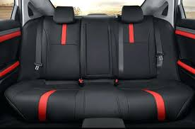 seat covers for honda civic civic seat cover leather