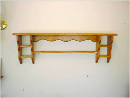 furniture brown wood wall shelves with racks magnetizing idea of decorative wood wall shelves