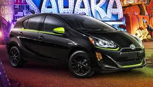 2016 Toyota Prius C, adding a number of safety features as well as ...