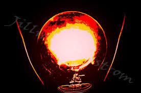 Atomic Bomb Light Fixture Origonally A Light Buld It Became An Atomic Bomb Like All