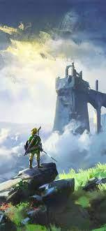 Zelda Iphone 11 Wallpaper