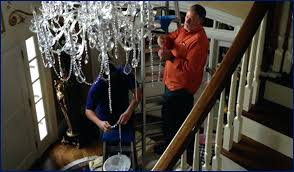 cleaning crystal chandelier how to clean a with vinegar cleaning crystal chandelier