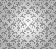 ヴィンテージ花柄背景パターン ベクトル イラスト