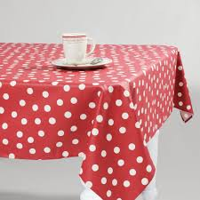 Round Kitchen Table Cloth Popular Christmas Red Tablecloths Buy Cheap Christmas Red