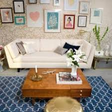 blue rug living room. contemporary living room with blue pattern rug o