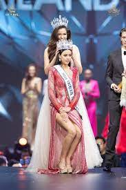 Amanda Obdam wins Miss Universe Thailand 2020