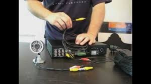 how to hook up your ir cameras to a dvr how to hook up your ir cameras to a dvr