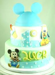 Mickey Mouse 1st Birthday Cake Visits Mickey Mouse 1st Birthday Cake