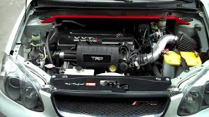 TRD Supercharged Corolla S Engine Bay (HD Video) - YouTube