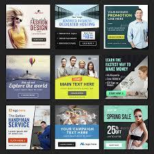 Instagram Banner Design Instagram Banners 70 Banners Graphicriver Instagram