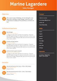 Effective Resume Templates Optimist Resume Mycvfactory