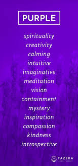 Purple Quotes Awesome Words That Relate To The Color Purple Girly Quote Girl Purple Color