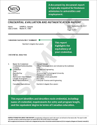 About Wes Credential Evaluation - World Education Services