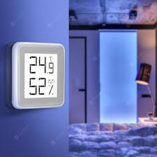 €10 with coupon for <b>C201 Electronic E-ink</b> Screen Thermometer ...