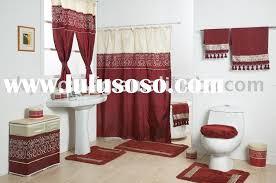 burgundy shower curtain sets. elegant shower curtain sets, sets . burgundy
