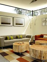 view in gallery each tree trunk table stump coffee base tables