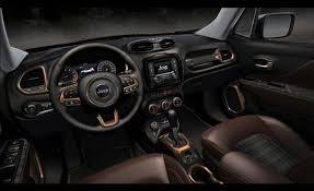 2018 jeep interior. Simple Jeep 2018jeeprenegadeinterior To 2018 Jeep Interior