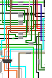 honda cbf cbf cb uk spec colour wiring loom diagram honda cb750f1 cb750f2 cb750 uk spec colour wiring diagram