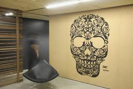 office wall design ideas. nice wall art of fresh and modern office interior design ideas f