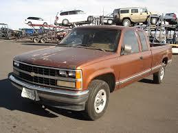 1989 Chevy Silverado 2500 Ext Cab 350 V8