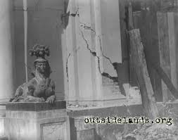 Image result for de young museum earthquake