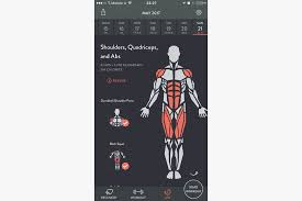 Exercise Chart App 10 Best Workout Log Apps 2019 For Ios And Android