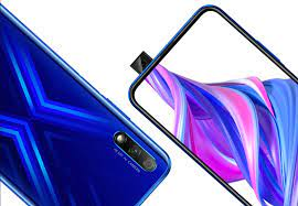 honor 9x series with pop up camera
