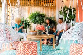40 ways to decorate your apartment deck