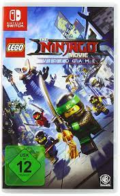 The LEGO NINJAGO Movie Videogame - [Nintendo Switch]: Amazon.de: Games