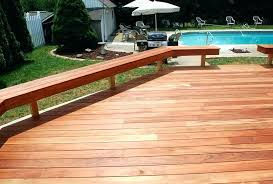 decking bench seating wood deck bench wooden deck railing bench plans designs wood deck seating plans
