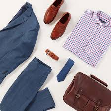 <b>Men's Summer Business</b> Casual <b>Attire</b>